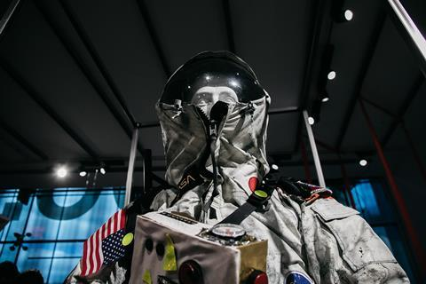 Life at the Edges exhibition - The Mars Suit